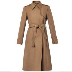 THEORY Brown trench coat COMING SOON!